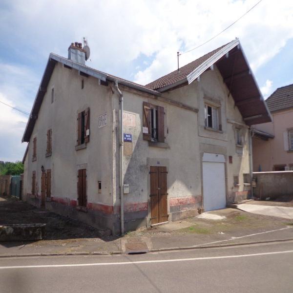 Offres de vente Maison La Chapelle-lès-Luxeuil 70300