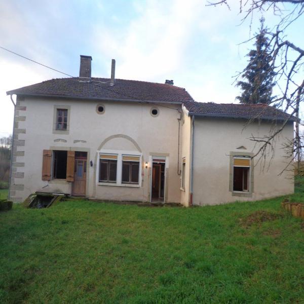Offres de vente Maison Vougécourt 70500