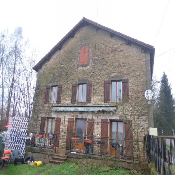 Offres de vente Maison Bains-les-Bains 88240